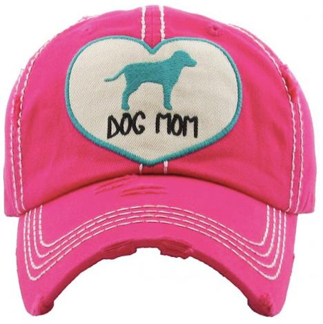 Dog Mom Baseball Cap 03569