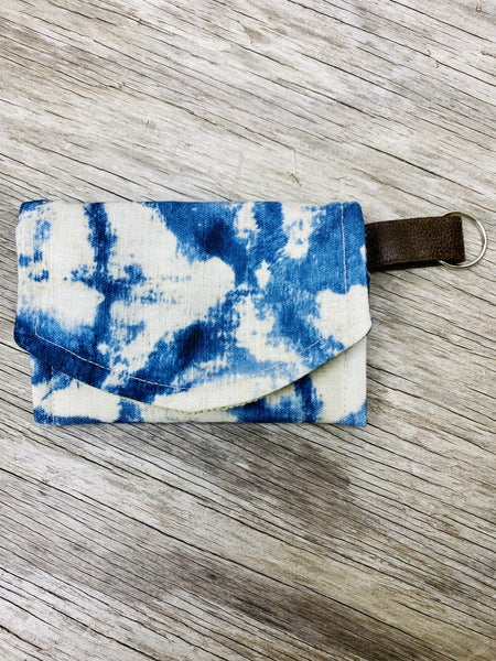 On a Cloud Too Baby Wallet