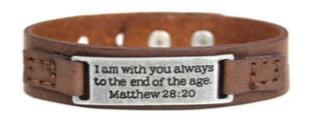 Inspirational Bracelet 28:20 02210