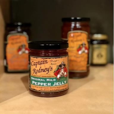 Captain Rodney's Mild Pepper Jelly- 01753