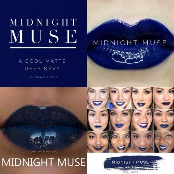 Midnight Muse LipSense by SeneGence