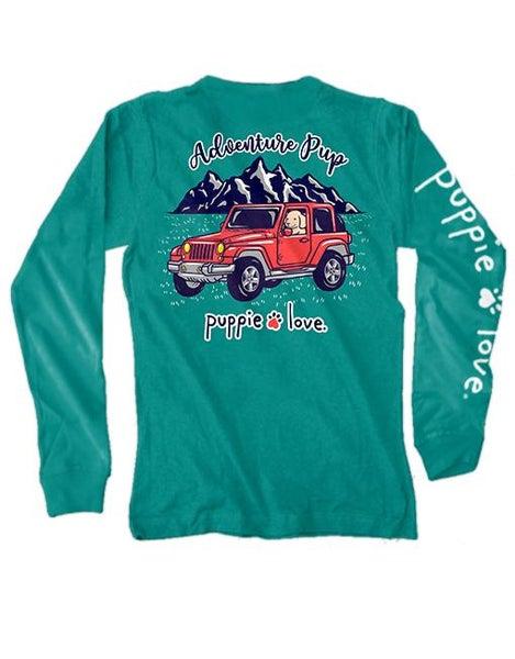 Puppie Love L/S T-Shirt 02038