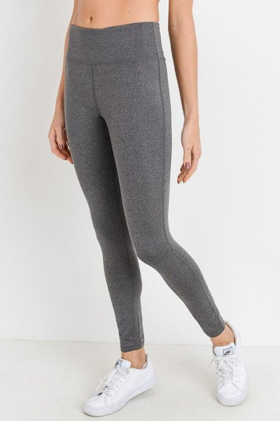 Highwaist Essential Full Leggings 02954