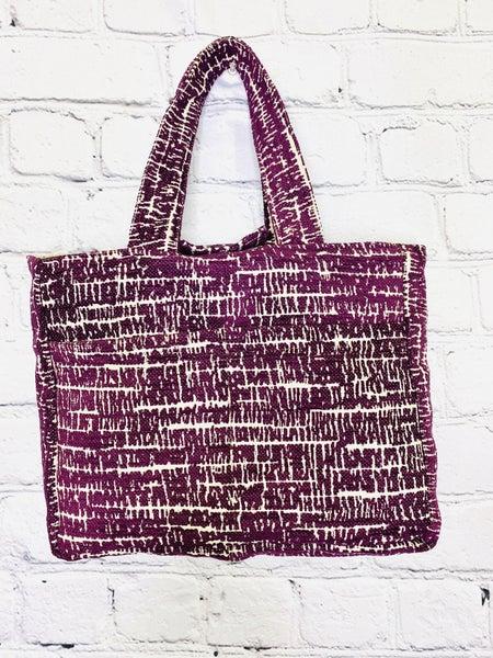 Purple Rain Bible Bag
