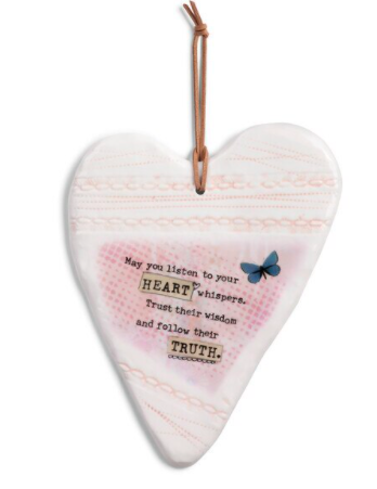 Heart Whispers Wall Art 03239