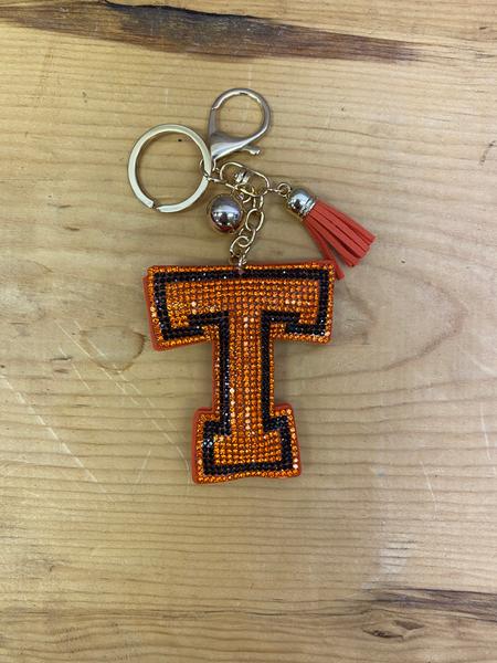 Collegiate Spirit Key Chains 02676