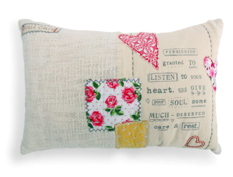 Soul Care Pillow 03201