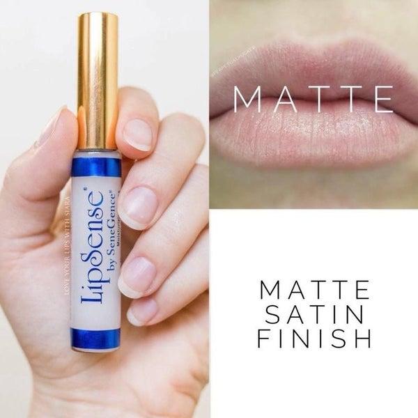 Matte Gloss LipSense Moisturizing Gloss