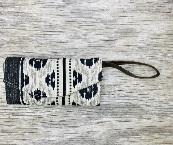 Urban Tribal Clutch Wallet