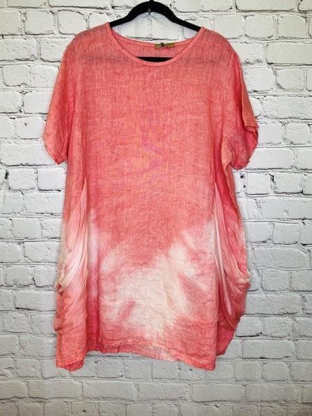 Linen Tunic/Dress 03555