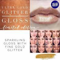 Ultra Gold Gloss LipSense Moisturizing Gloss