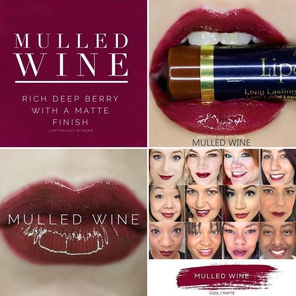 Mulled Wine Lipsense by SeneGence
