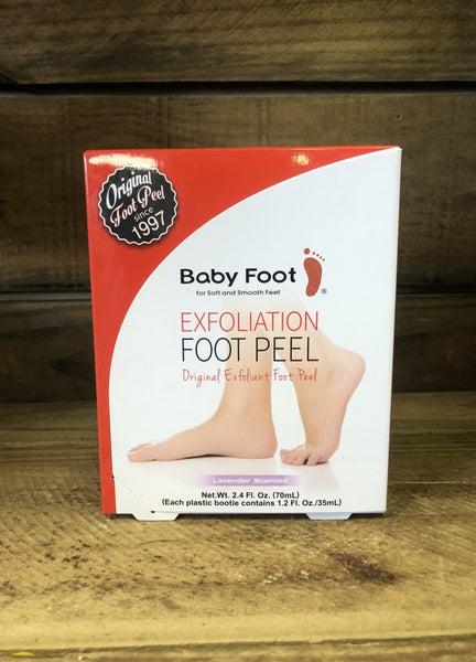Baby Foot Peel  00344