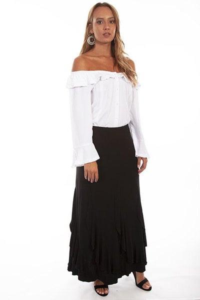 Ruffled Gord Skirt 03290