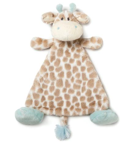 Giraffe Rattle Blanket 03326