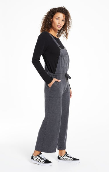 Z Supply Cinched Waist Overalls 02965