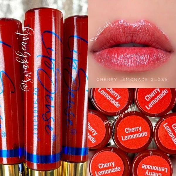 Cherry Lemonade Gloss LipSense Moisturizing Gloss
