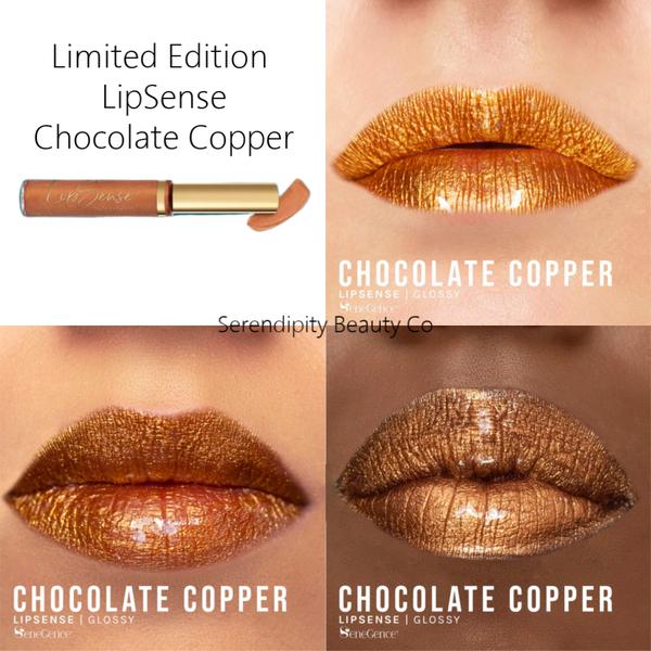 Chocolate Copper LipSense by SeneGence