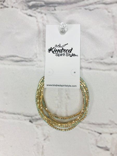 Set of 6 Stretchy Bracelets 01228