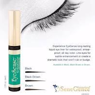 Black/Brown EyeSense Liquid  Eyeliner