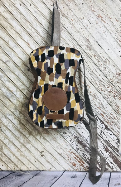 Painted in Music Lucille Guitar Bag