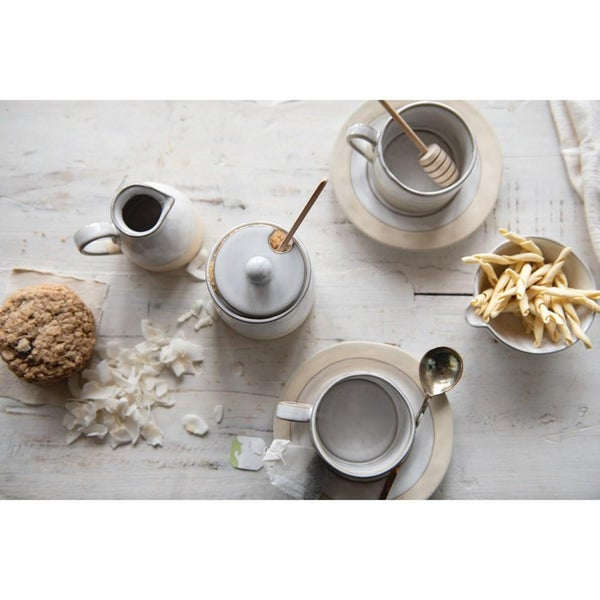 Stoneware Creamer 02270