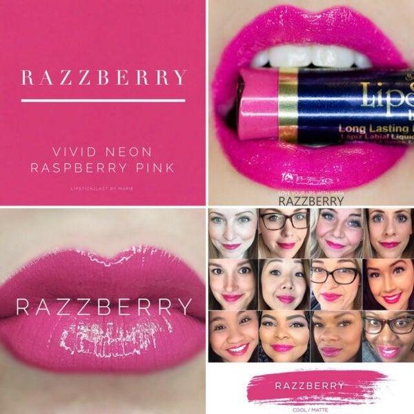 Razzberry  LipSense by SeneGence