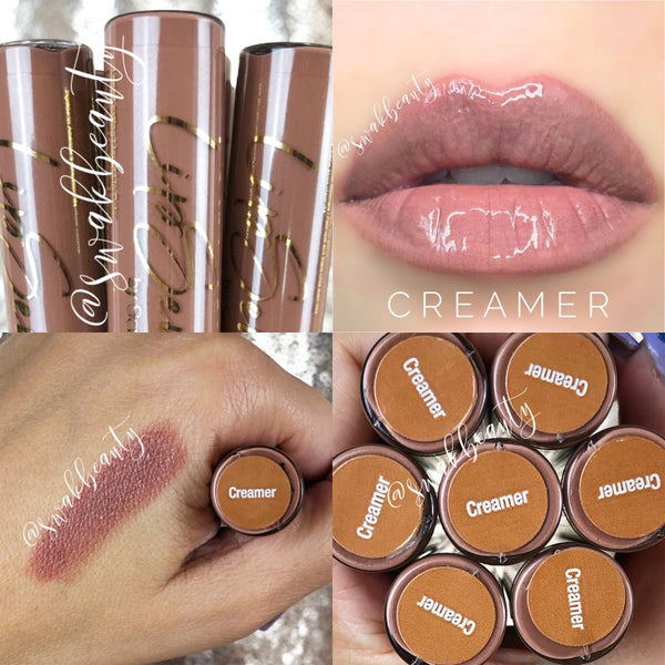 Creamer LipSense by SeneGence