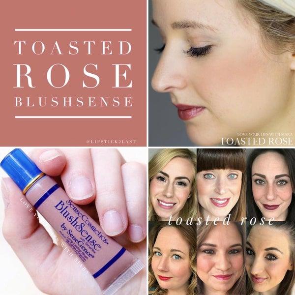Toasted Rose BlushSense Cream Blush