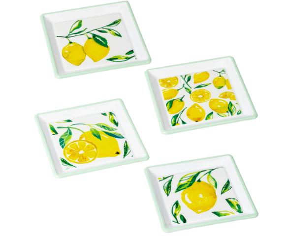 Lemon Trinket Dish 03735
