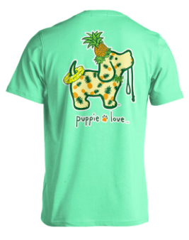Pineapple Puppie Love 03681