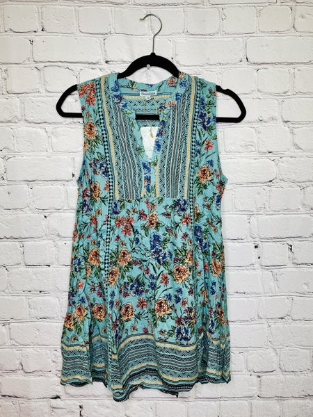 Sleeveless Top 03750