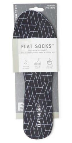 Flat Socks 03463