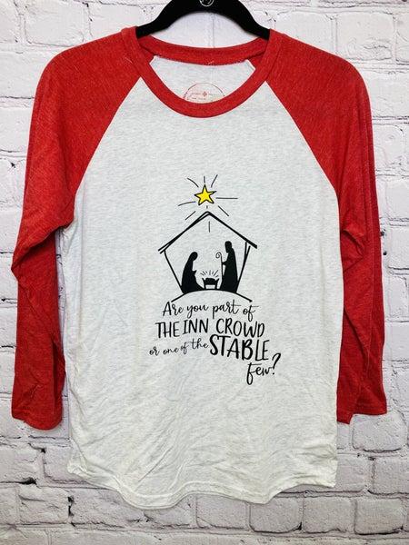 Nativity Shirt 00775