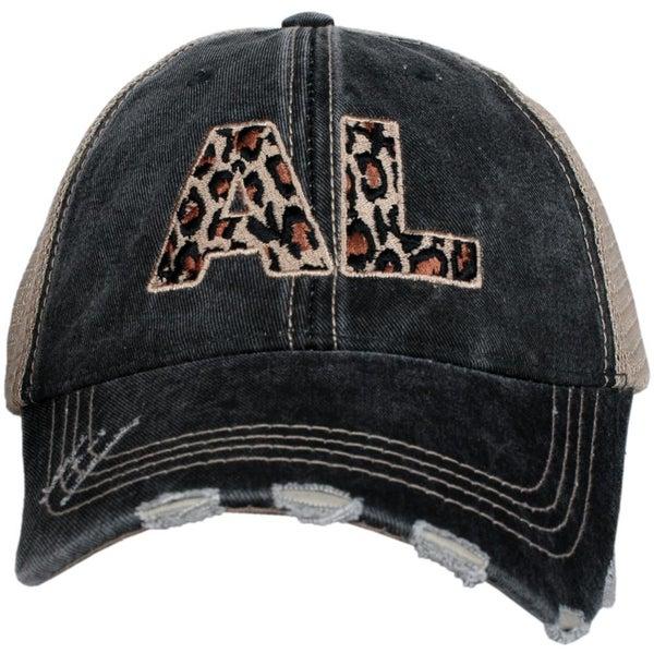 AL Leopard Hat 02985