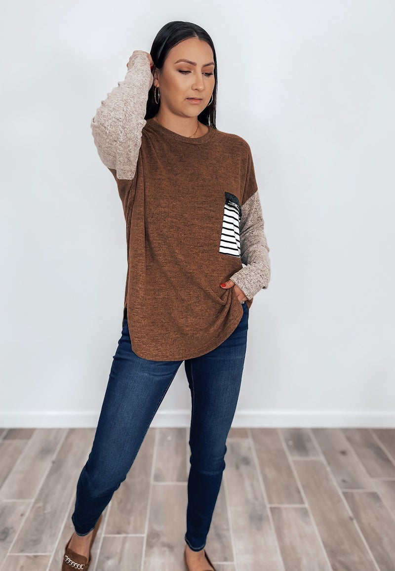 So Perfect Long Sleeve Top