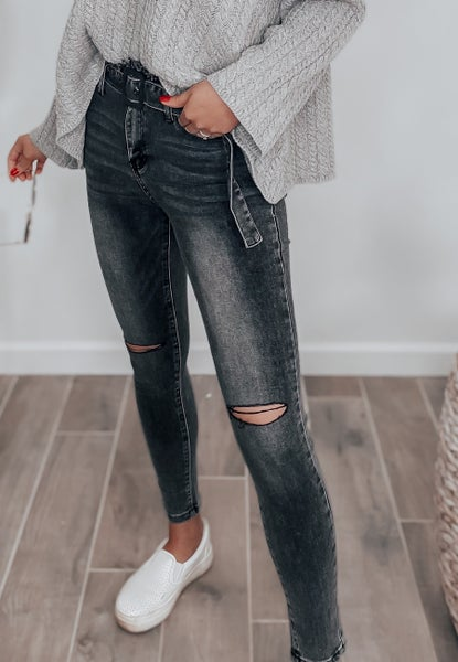 Risen Jean: Rough Around The Edges Jeans