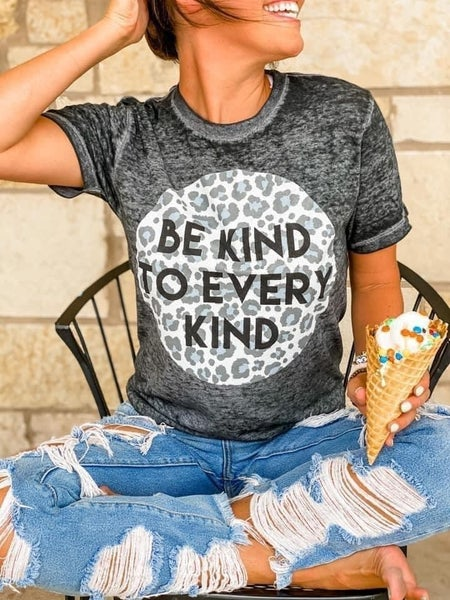 (S-3X) Be Kind to every Kind PRE-ORDER Graphic Tee