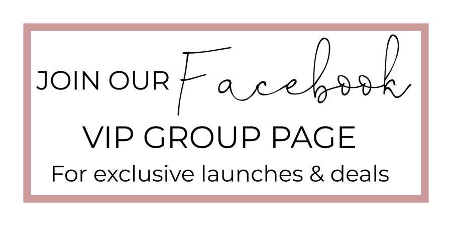 facebook VIP page