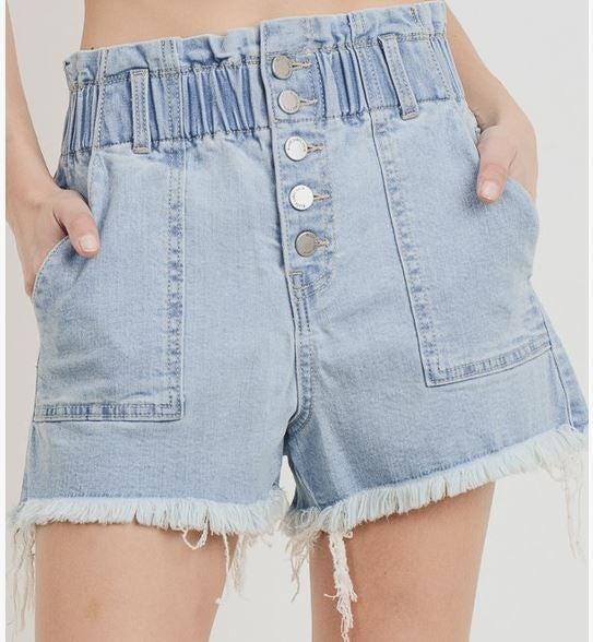 Trendy Summertime Shorts