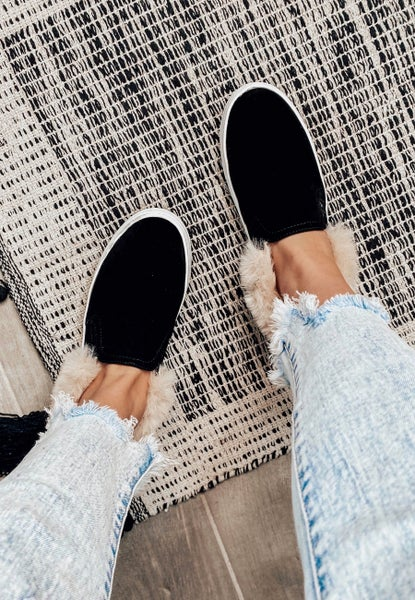 Fuzzalicious Shoes