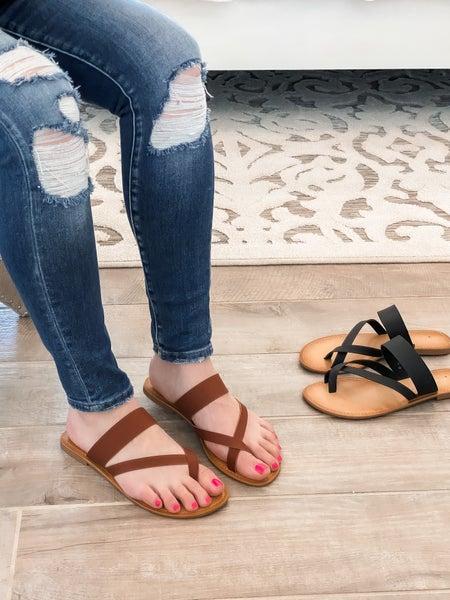 (2 colors) Boho Summer Sandal