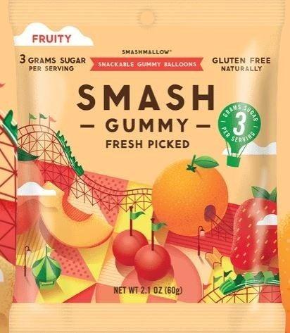 Smash Gummy Balloons