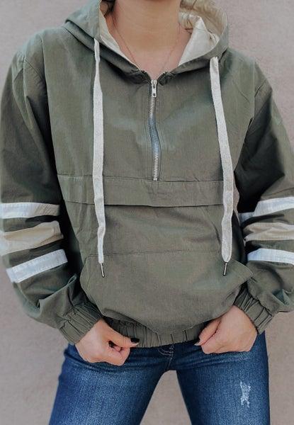 POL D00RBUSTER Strut For Me Zip Up Jacket