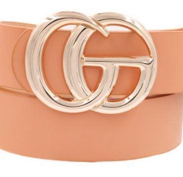 (7 colors) Large Gucci Belt Dupe