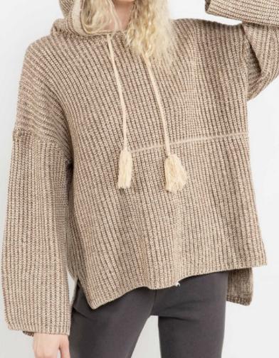 POL Boho Tassel Sweater *Final Sale*