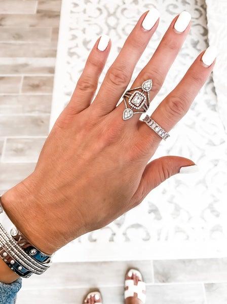 Boujee Crawler Ring