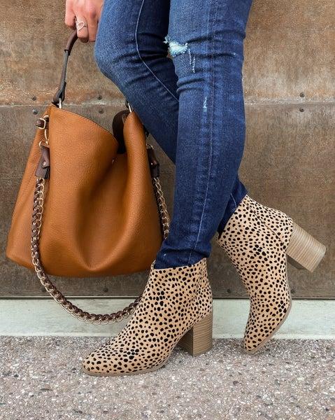 Favorite Leopard Bootie