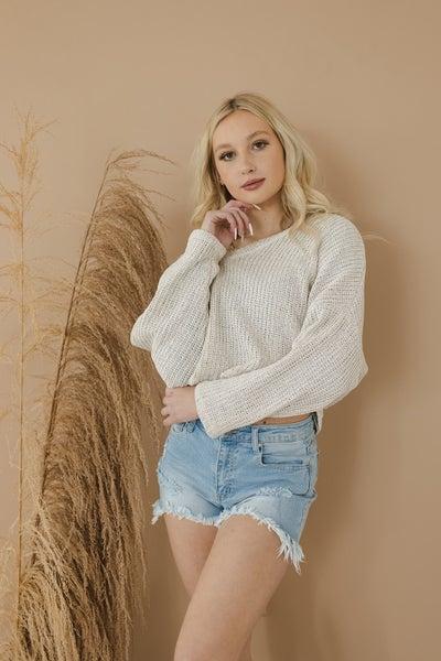 Spring Into Spring Lightweight Sweater