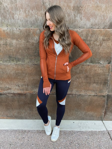The On Trend Colorblock Leggings